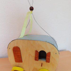Vogelhaus-Camper